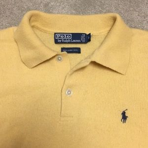 Polo by Ralph Lauren Men's  polo-style sweater